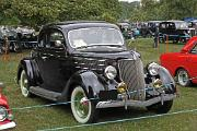 Ford Model 48 1936 5-window Coupe front
