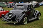 Ford Model 48 1936 5-window Coupe rear