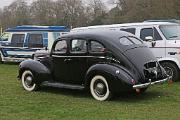 Ford Model 91A V8 Deluxe 1939 Fordor rear