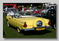 Ford Thunderbird 1956 rear