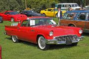 Ford Thunderbird 1957 front