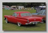 Ford Thunderbird 1957 rear