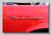 aa_Ford Thunderbird 1957 badgea