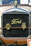 ab Ford Model T 1926 grille