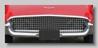 ab_Ford Thunderbird 1957 grille
