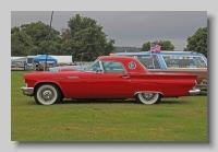 s_Ford Thunderbird 1957 side