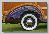 w_Ford Model 01A Deluxe 1940 Station Wagon wheel