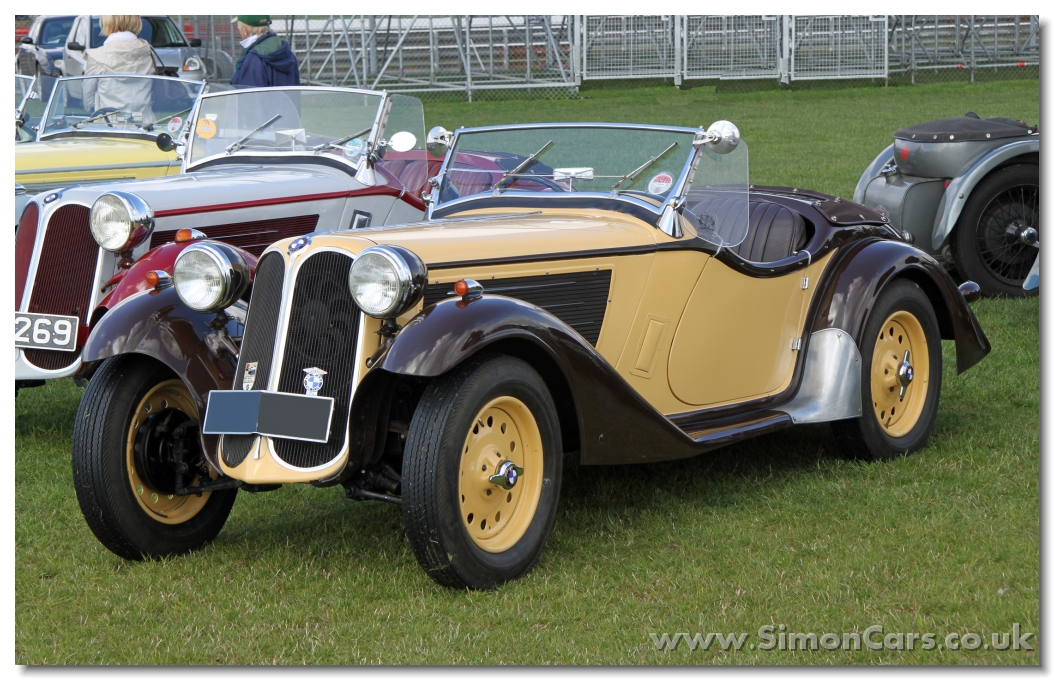 Bmw Frazer Nash 327