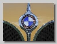 Frazer-Nash BMW 319-1 badge