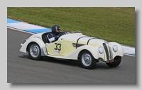 Frazer-Nash BMW 328 1936 race