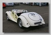 Frazer-Nash BMW 328 1936 rearw