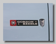 aa_Gordon Keeble badge