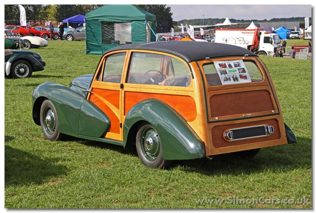 Simon Cars Woody Cars