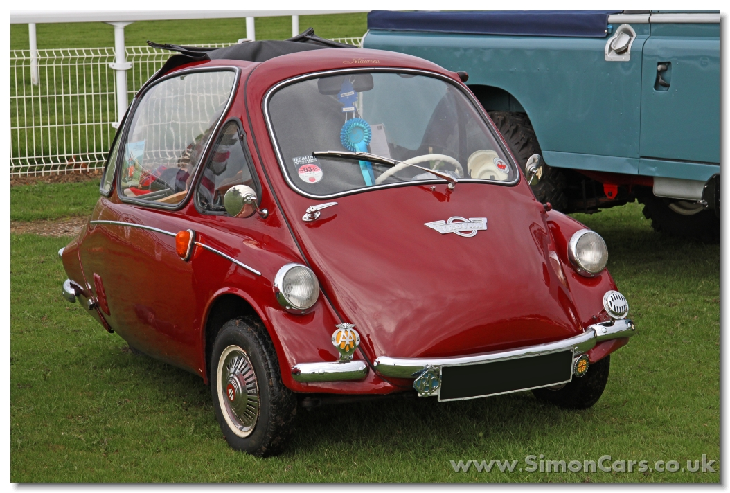 Simon Cars Heinkel
