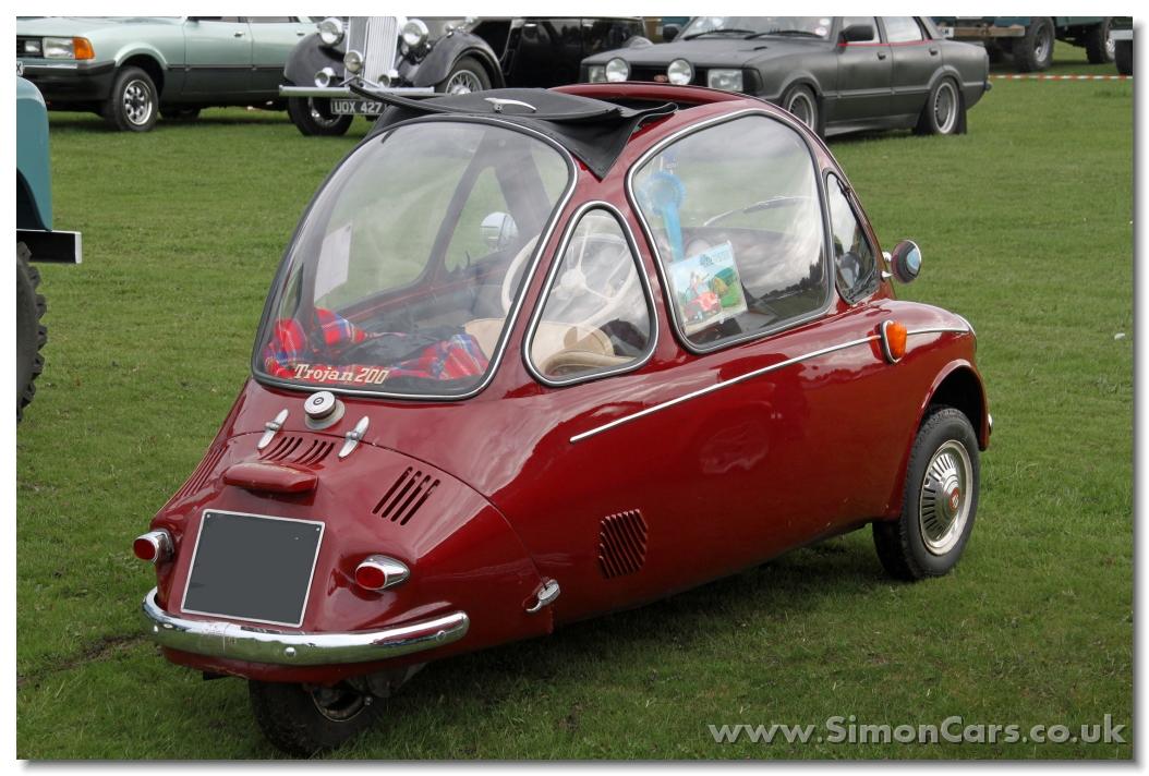 Simon Cars Heinkel Cars