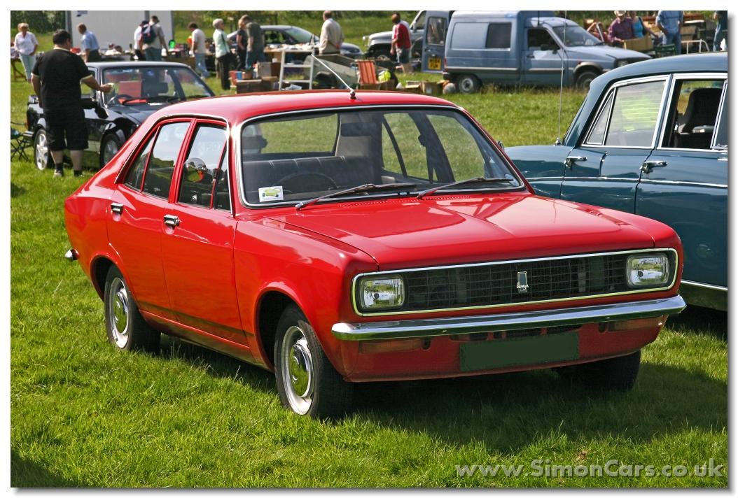 Shortened Cars >> Simon Cars - Hillman Avenger and Plymouth Cricket