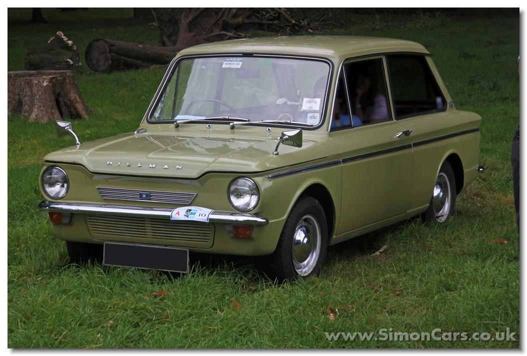 Hillman Imp 1966 Super front