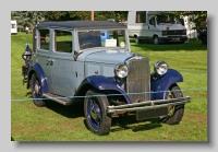 Hillman Minx  1932 front