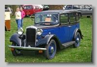 Hillman Minx 1933 front