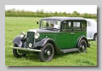 Hillman Minx 1934 front
