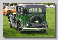 Hillman Minx 1934 rear