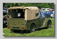 Hillman Utility Truck rear