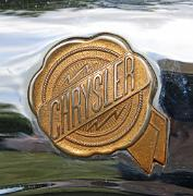aa Chrysler Imperial 80 1926 Roadster badge