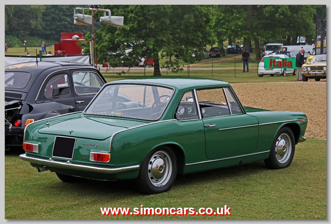 Simon Cars Innocenti Spyder