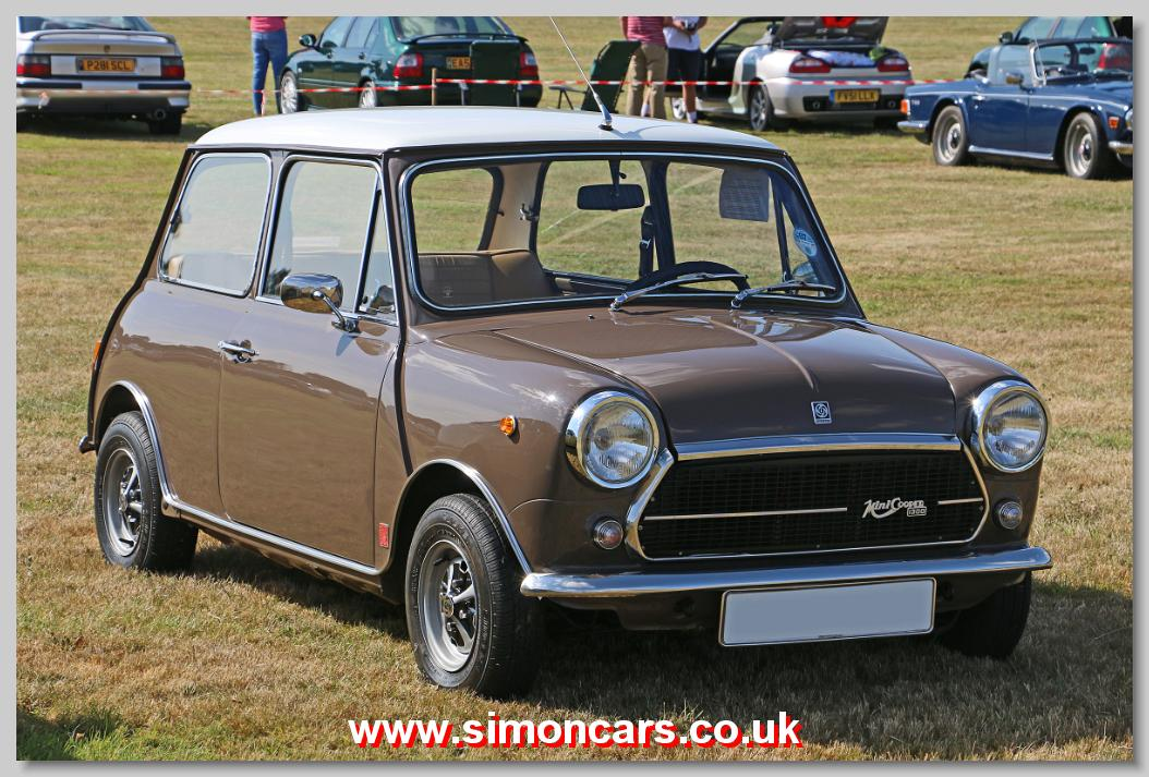Simon Cars Innocenti Mini