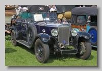 Invicta 3-litre 1925 front