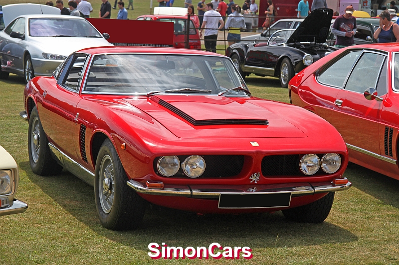 Simon Cars Iso Grifo