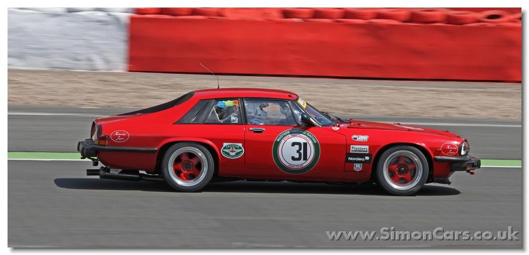 Simon Cars - Jaguar XJS Racing