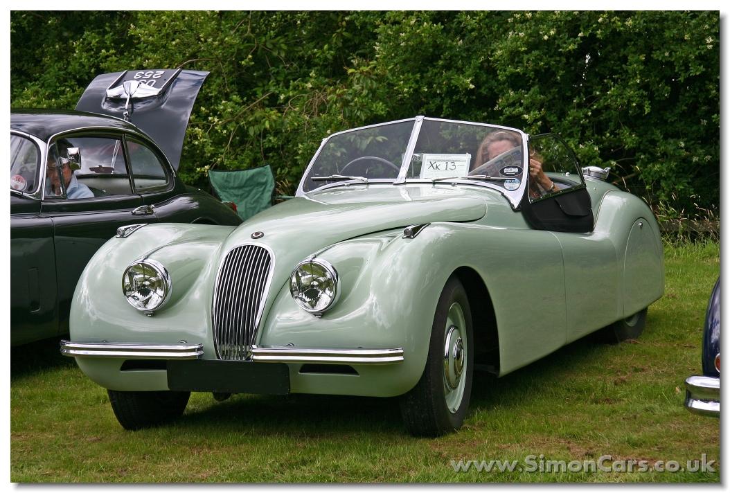 1948 Jaguar Xk 120 Se Fhc Related Infomation