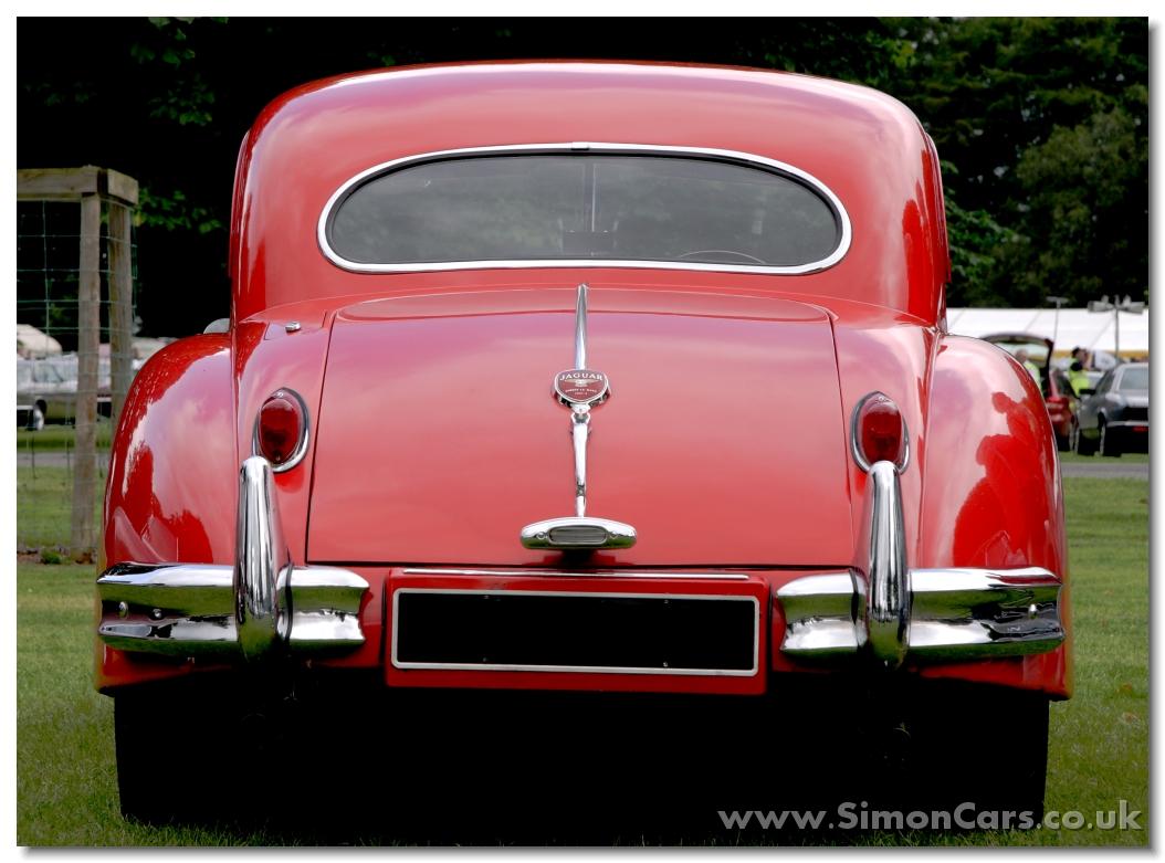 Simon Cars Jaguar Xk140 Wiring Diagrams 1957 T Fhc Tail