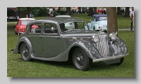 Jaguar 1-5-litre 1948 front
