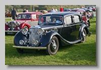 Jaguar 1-5litre 1947 front