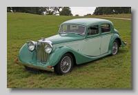Jaguar 3.5-litre 1948 front