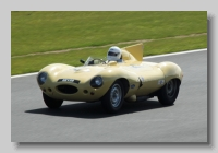 Jaguar D-type 1955 highfin front