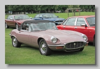Jaguar E-type Series III OTS frontc