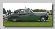 Jaguar MkIX side