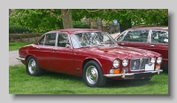 Jaguar XJ 42 front