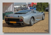 Jaguar XJ220 rear