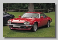 Jaguar XJS 1990 front LeMans