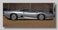 s_Jaguar XJ220 side