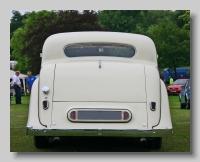 t_Jaguar 3-5litre 1948 tail