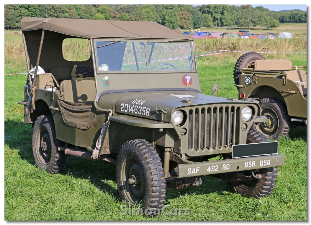 Jeep mb jeep : Simon Cars - Willys MB