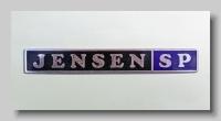 aa_Jensen Interceptor III SP 1972 badge