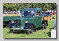 Jowett Bradford Pickup 1949 front