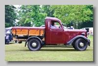 Jowett Bradford Truck side