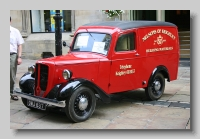 Jowett Bradford Van 1952